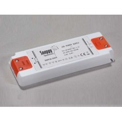 30W SNP30-24VF  SNAPPY  Input 180-264V Out 24V 1.25A