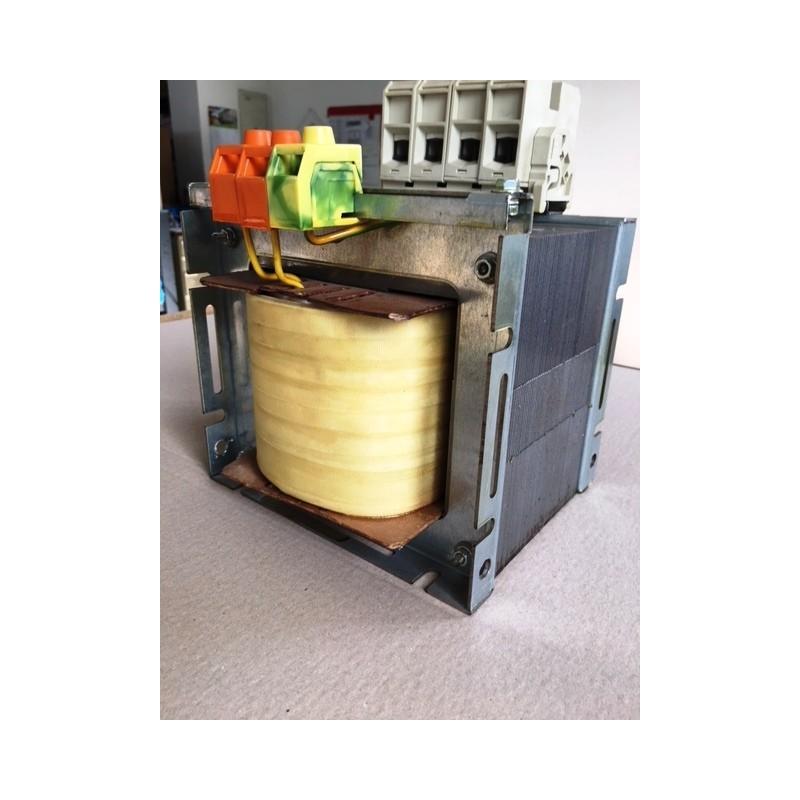 Trasformatore Monofase  4KVA Pri. 400V Sec 0-12-24V 166A