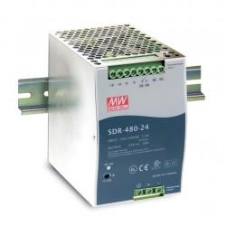 Alimentatore 480W SDR-480 per guida din