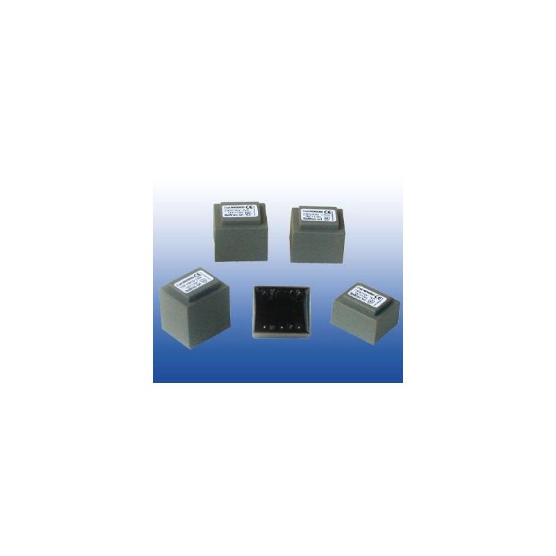 Trasformatore Resinato 2.5 VA EI40