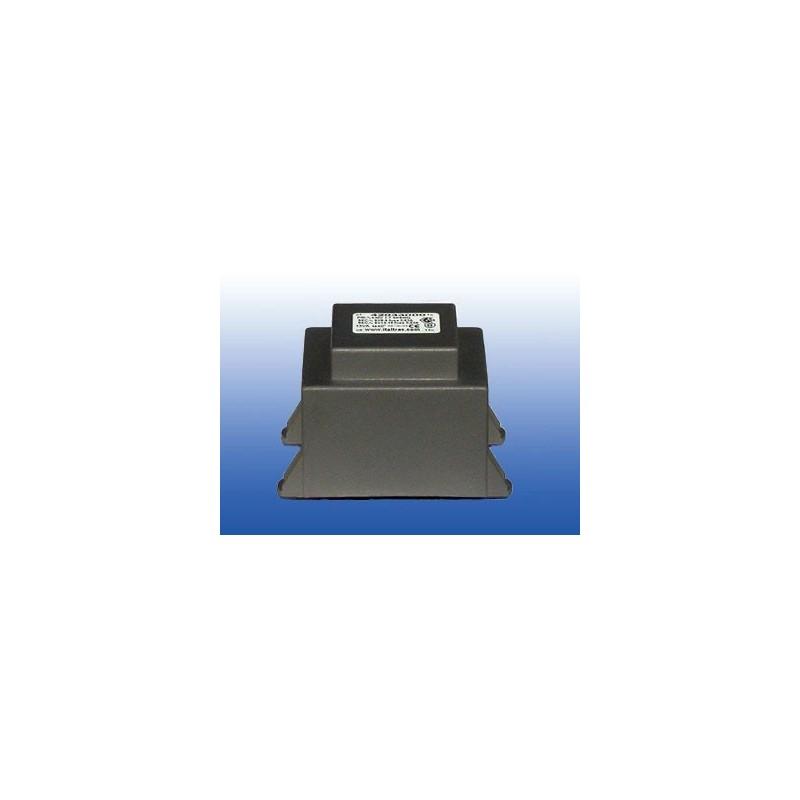 Trasformatore Resinato 22 VA EI66 doppia uscita