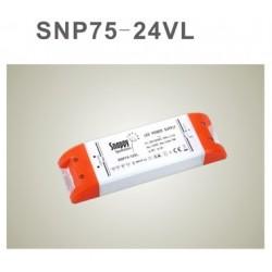 75W SNP75-24VF SNAPPY Input 200-240V Out 24V 3.12A