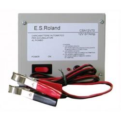 Caricabatterie CBA12V70 12V 6-7A
