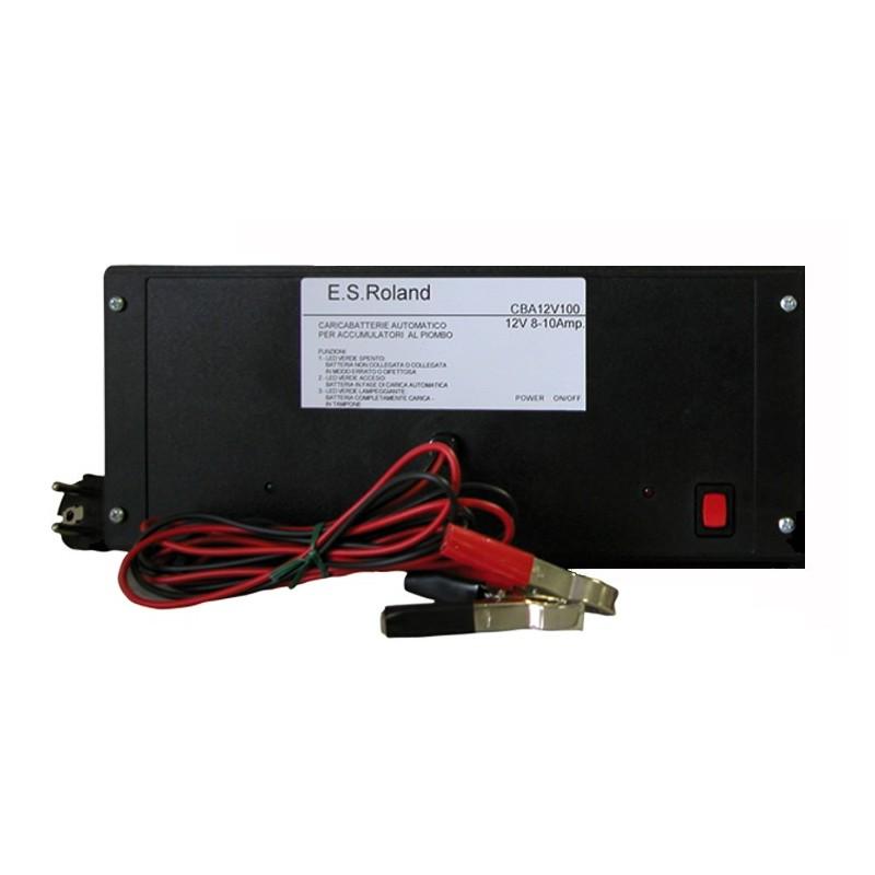 Caricabatterie CBA24100 12V 8-10A