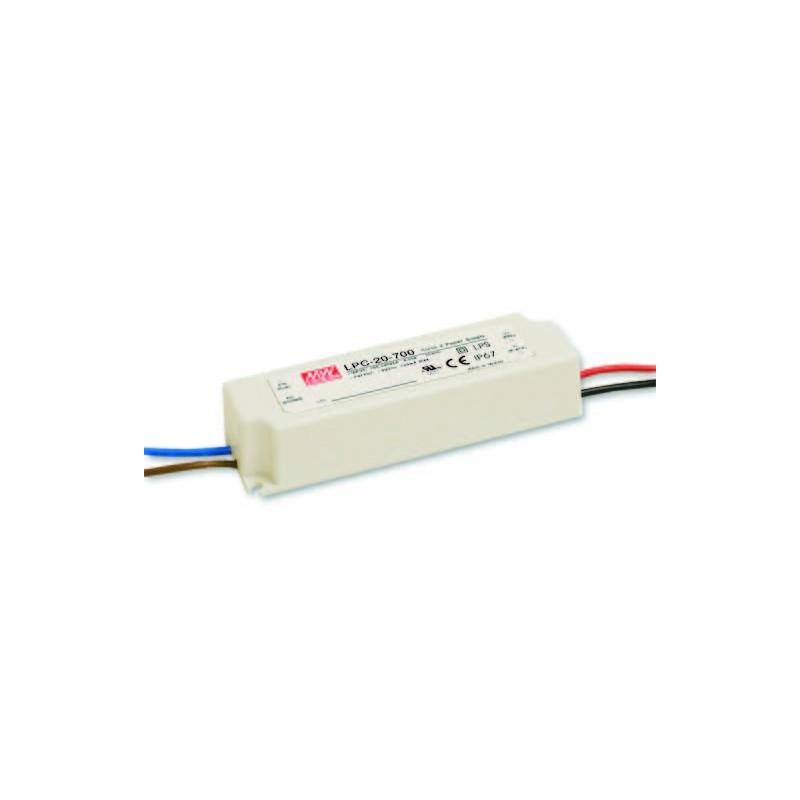 LPC-20-350  Input 90-264V Out 3-48V 350mA
