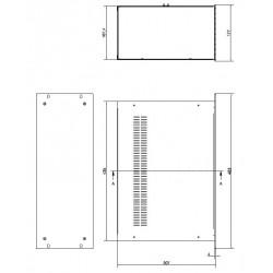 Variac Monofase Isolato 0-250V-5 A  1.25KVA