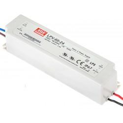LPV-60-24  Input 90-264V Out 24V 2.5A
